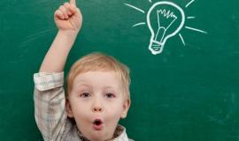 dạy trẻtư duy sớm