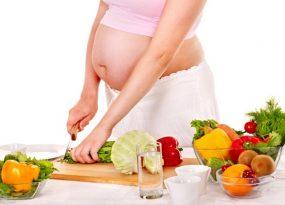 Chế độ dinh dưỡng cho bà bầu 3 tháng cuối thai kì