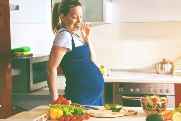chuẩn bị mang thai