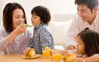 thực phẩm dinh dưỡng mùa hè cho bé