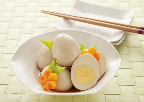 Trứng giàu protein