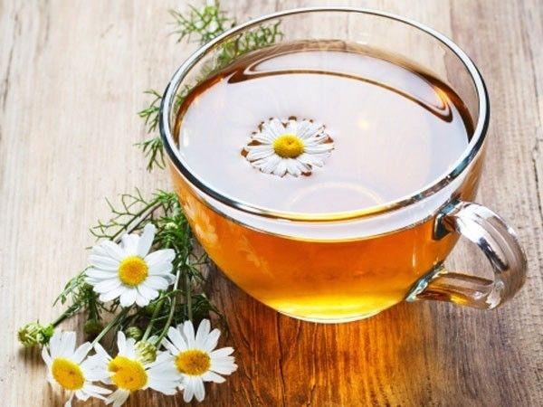 Uống trà rất tốt cho cảm lạnh và ho