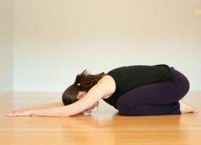 Yoga tư thế đứa trẻ