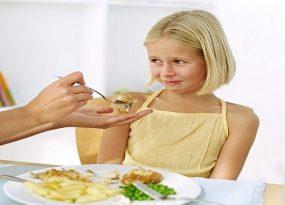 chứng kén ăn ở trẻ