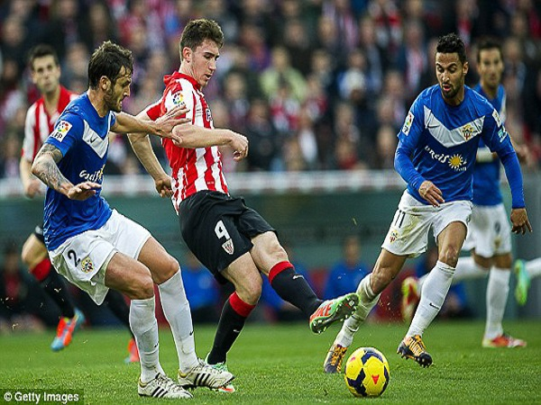 Nhận định Leganes vs Athletic Bilbao 01h30, 25/04