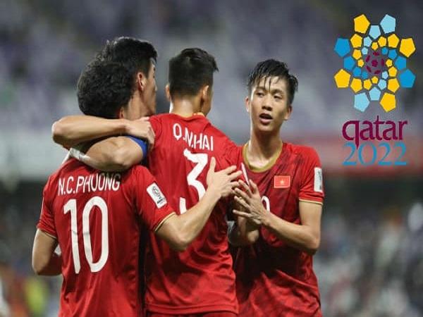 Việt Nam sẽ tiến xa ở Vòng loại WC 2022