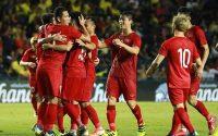 InStat tin vào khả năng thành công của ĐT Việt Nam tại vòng loại World Cup 2022.