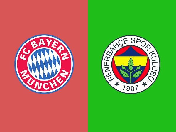 Nhận định Bayern Munich vs Fenerbahce, 1h30 ngày 31/07
