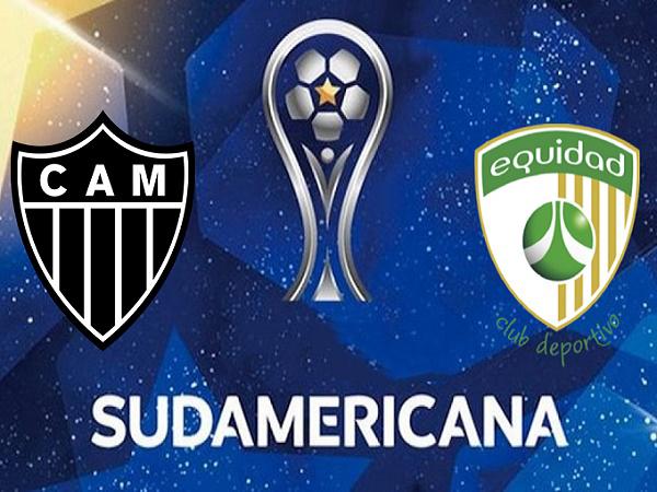 Soi kèo Atletico Mineiro vs La Equidad 7h30, 21/08 (Copa Sudamericana)