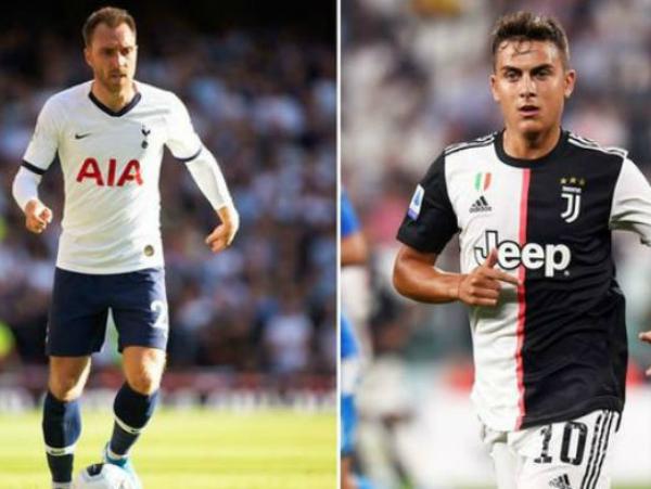 Juventus sắp có đối tác khủng cho Ronaldo, đổi Dybala cho Tottenham