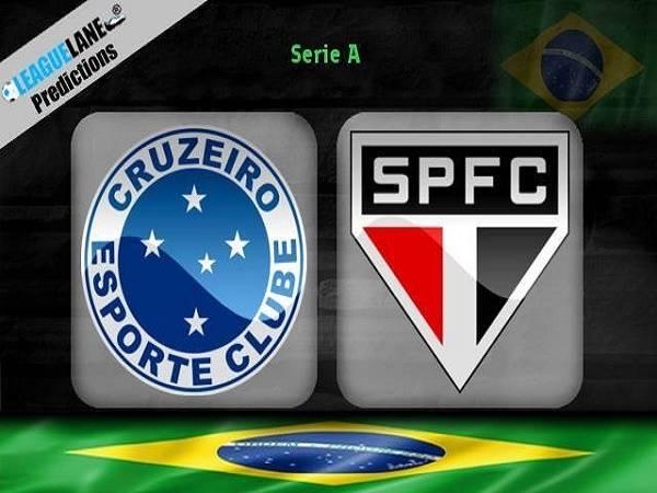 Nhận định Cruzeiro vs Sao Paulo, 7h00 ngày 17/10