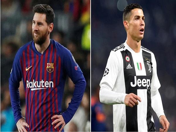 Messi - Ronaldo dễ bị cấm thi đấu tại Anh