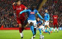 Liverpool 1-1 Napoli: Tái mặt vì chấn thương