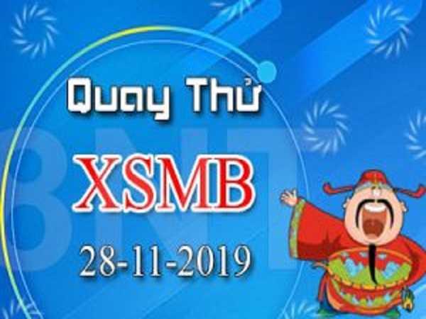 Soi cầu kqxsmb ngày 28/11 từ các chuyên gia