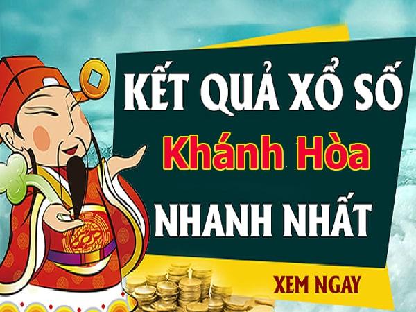 Soi cầu XS Khánh Hòa chính xác thứ 4 ngày 25/12/2019