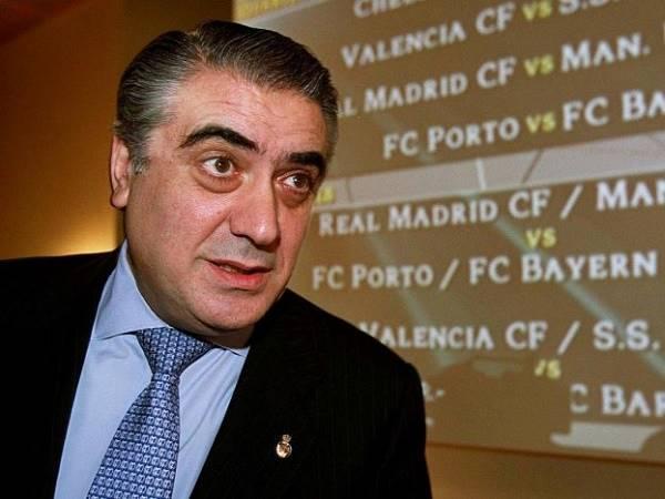 Bóng đá quốc tế tối 23/3: Cựu chủ tịch Real Madrid qua đời vì Covid-19