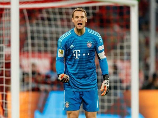 Chuyển nhượng sáng 22/4: Bayern Munich tự tin giữ chân thủ Neuer