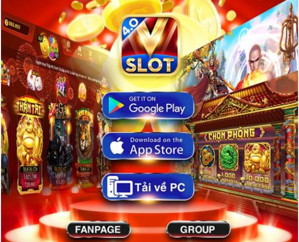 Game bài đổi thưởng uy tín Vslot.Club – Ông trùm Casino online
