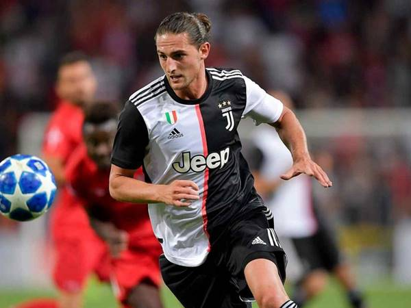 Tin Arsenal 23/5: Mua tiền vệ Adrien Rabiot của Juventus