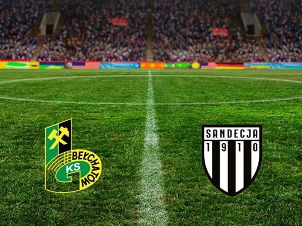 Nhận định Belchatow vs Sandecja, 23h10 ngày 02/06