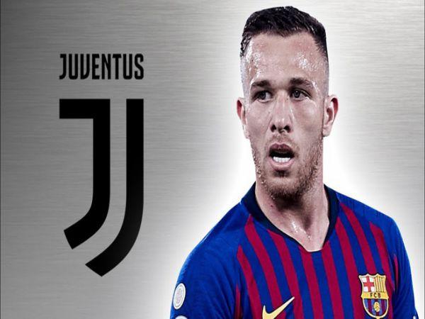 Barca bán Arthur Melo cho Juve, giá 82 triệu euro