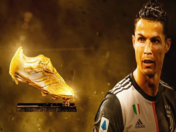 Cuộc đua chiếc giày vàng châu Âu 2019/20 của Ronaldo