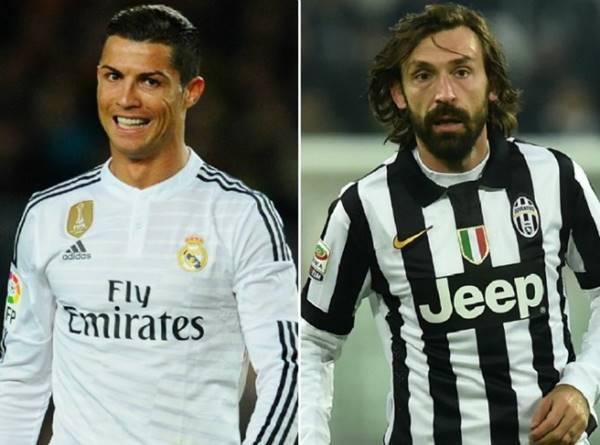 Tin thể thao 30/8: Pirlo khẩn trương tìm đối tác cho Ronaldo