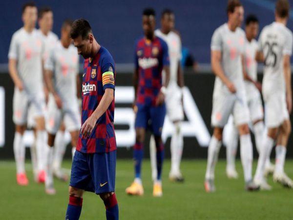 Tin bóng đá Barca 15/8: Vết nhơ khó gột rửa của Barca