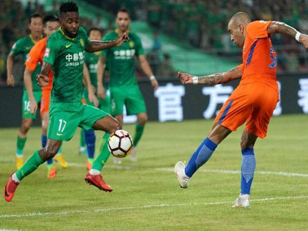 Soi kèo Beijing Gouan vs Shandong Luneng, 18h35 ngày 22/10