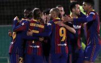 Bóng đá quốc tế sáng 22/1: Barca bị ám ảnh penalty