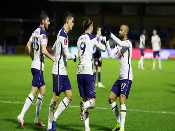 Tin bóng đá Anh sáng 26/1: Tottenham thắng lớn tại FA Cup