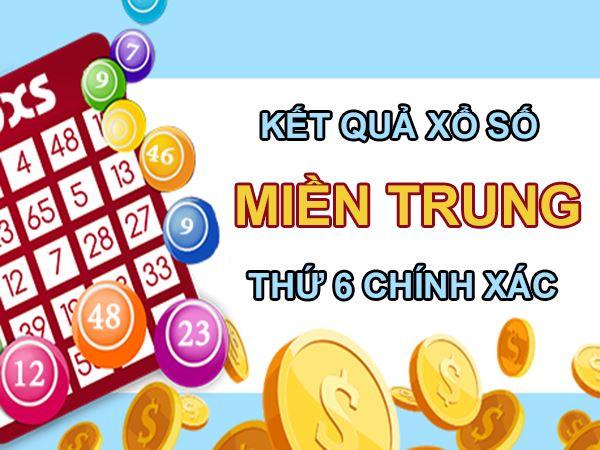 Soi cầu XSMT 29/1/2021 chốt lô VIP miền Trung thứ 6