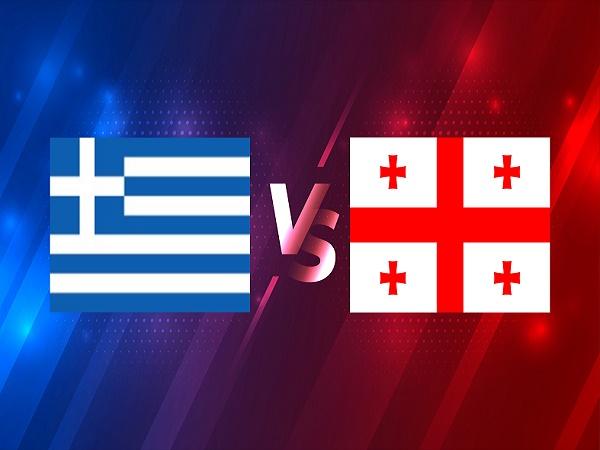 Nhận định Hy Lạp vs Georgia – 01h45 01/04, VL World Cup 2022