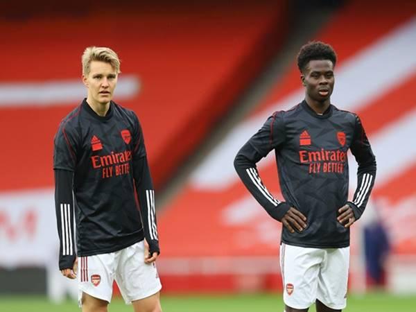 Tin thể thao 25/3: Arsenal nhận có nguy cơ mất hai trụ cột