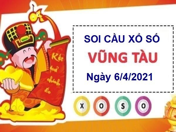 Soi cầu XSVT ngày 6/4/2021