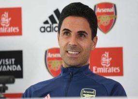 Tin thể thao 12/4: HLV Arteta chia sẻ về thái độ của cầu thủ Arsenal