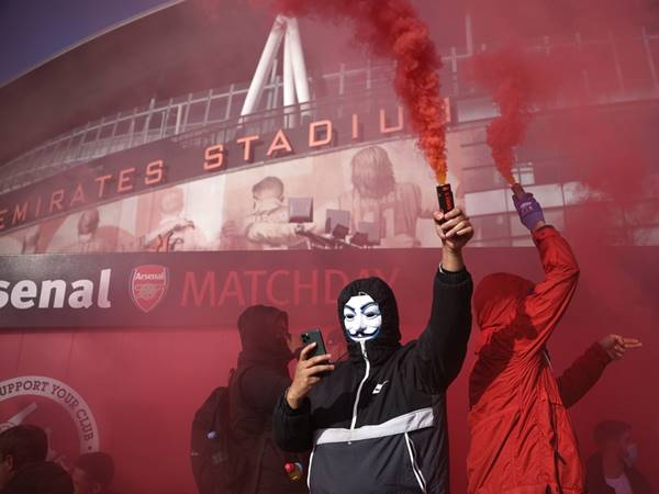 Tin thể thao sáng 24/4: Arsenal đại loạn sau trận thua
