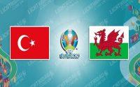 Soi kèo Thổ Nhĩ Kỳ vs Wales – 23h00 16/06/2021, Euro 2021