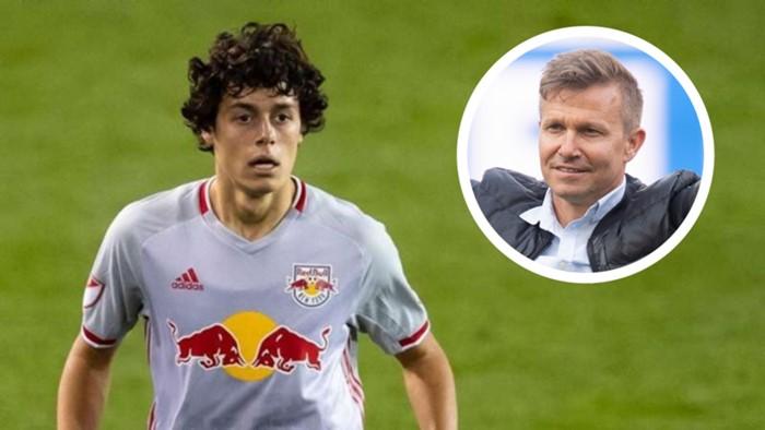 Marsch nói về Clark có cá tính để thành công tại RB Leipzig