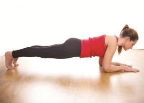 Những lợi ích không ngờ tới của việc luyện tập Plank mỗi ngày