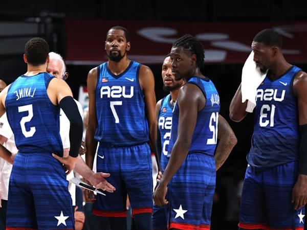 Thể thao trưa 26/7: Bóng rổ Mỹ thua trận đầu sau 17 năm
