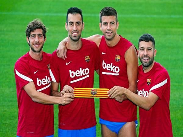 Bóng đá Quốc Tế chiều 10/8: Barcelona công bố đội trưởng mới