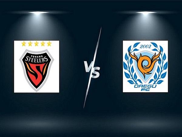 Nhận định Pohang Steelers vs Daegu – 17h30 10/09, VĐQG Hàn Quốc