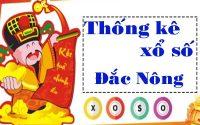 Thống kê xổ số Đắk Nông 23/10/2021